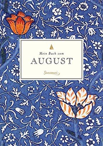 Mein Buch vom August