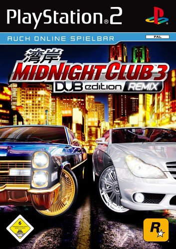 Take-Two Midnight Club 3: DUB Edition - Remix