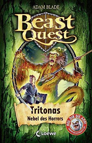 Preisvergleich Produktbild Beast Quest - Tritonas, Nebel des Horrors: Band 45