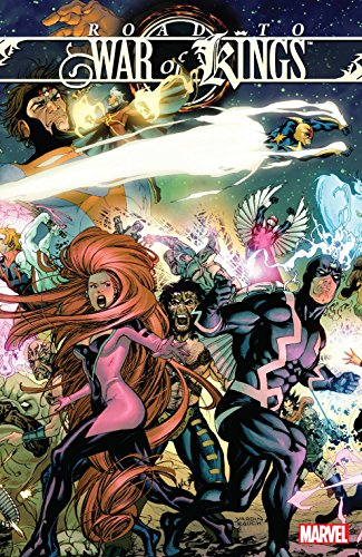 War of Kings: Road to War of Kings (X-Men: Kingbreaker Vol. 1)