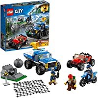 LEGO 60172 City Police Dirt Road Pursuit