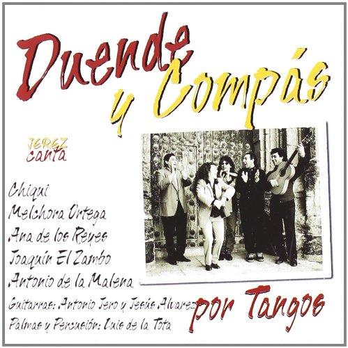 Duende Y Compas-Jerez Canta Po - Amazon Musica (CD e Vinili)