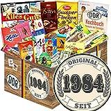 Original seit 1984 | Schokoladengeschenk XL | Geburtstagsgeschenk für Partner