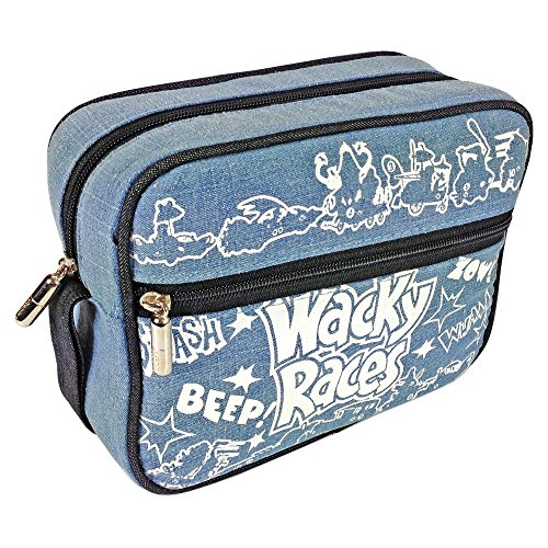 Wacky Races - Wash Bag Wacky Races (in 23 x 16 cm)