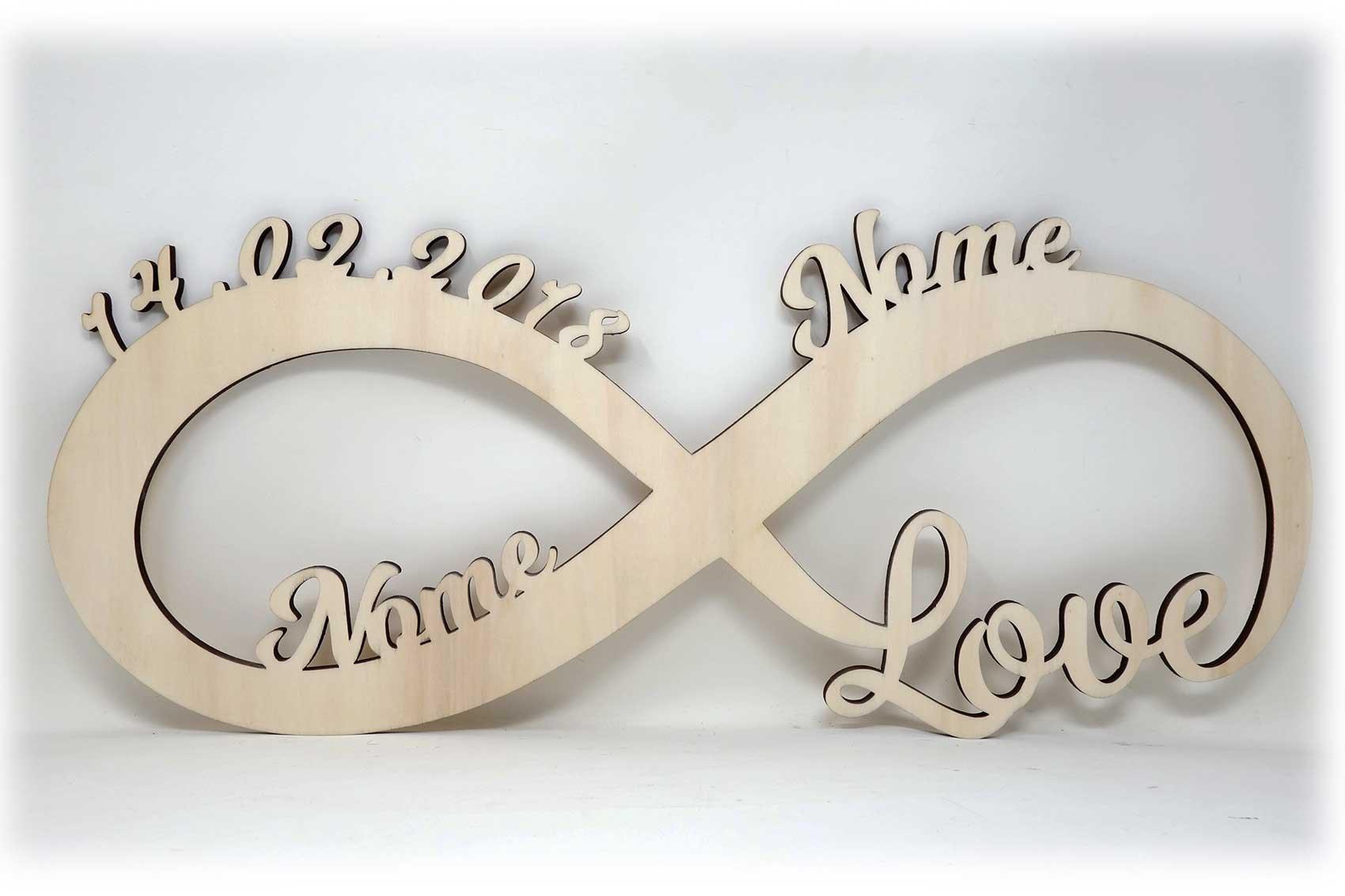 Anniversario Matrimonio Regalo Per Lui.Luce Regali Di Nozze Amore Infinito Regalo Anniversario Matrimonio