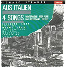 Aus Italien/4 Lieder F. Sopran