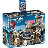PLAYMOBIL® Knights 2er Set 6000 3328 Königsburg der Löwenritter
