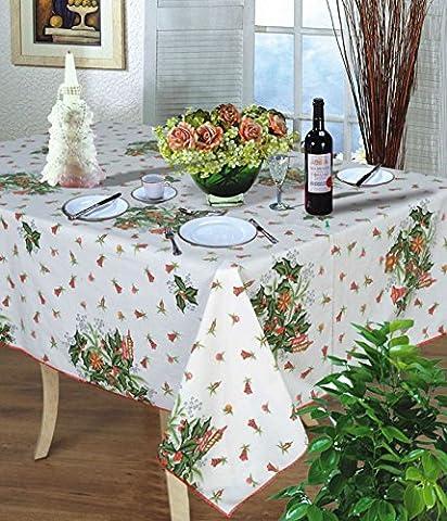 Uwant Fashion Tischdeke für Weihnachten, alle Größen, 60
