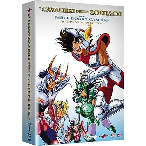 I Cavalieri Dello Zodiaco - Parte 01 - Le Dodici Case (12 Dvd)