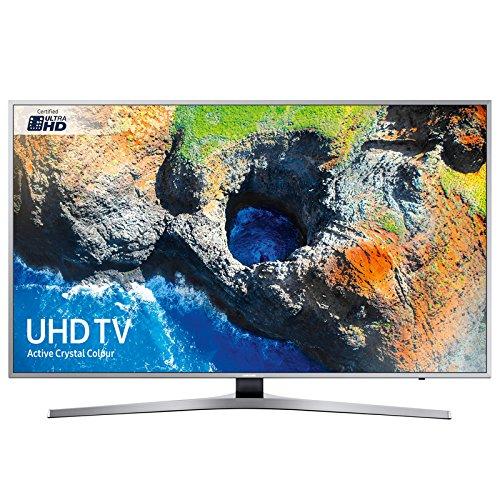 Samsung 6400ue55mu6400uxxu bis 139,7cm (139,7cm) 2160p led-lcd TV-16: 9-4K UHDTV-Silber 6400 Lcd