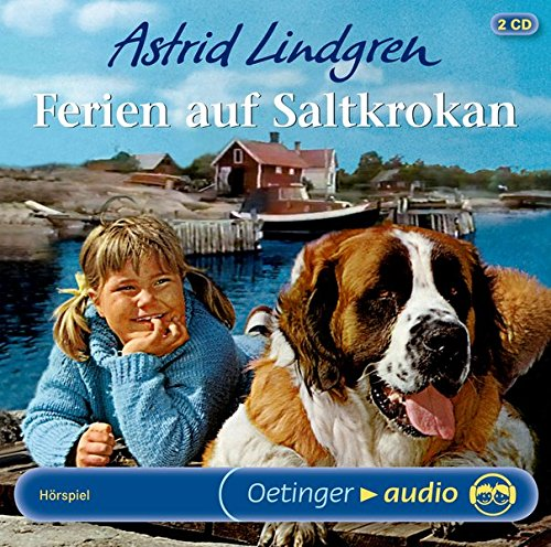 Ferien auf Saltkrokan: - Kinder Bücher Auf Für Cd