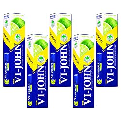 Shaving Cream Tropical Lime pack of 5