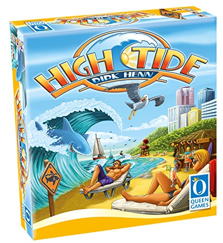 "Queen Games 10161 - ""High Tide"""