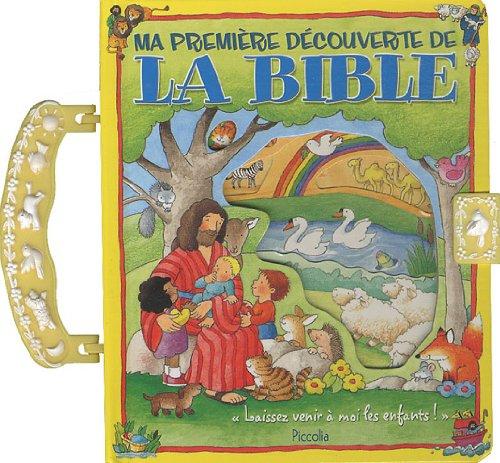 Ma première découverte de la Bible
