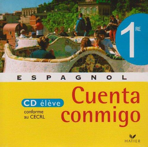 1e espagnol (1CD audio)