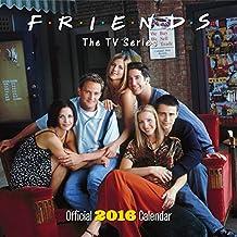 The Official Friends TV 2016 Square Calendar