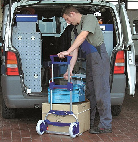 RuXXac Business XL, faltbare Sackkarre, Tragfähigkeit 125 kg, 2234-71 -