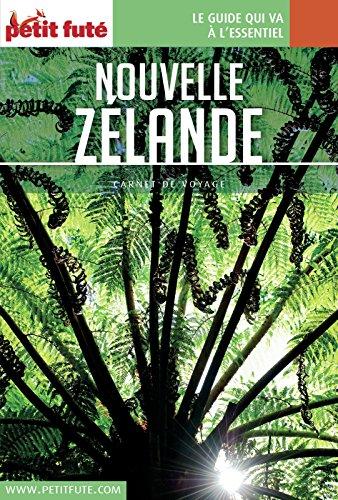 Couverture du livre Nouvelle Zélande 2016 Carnet Petit Futé