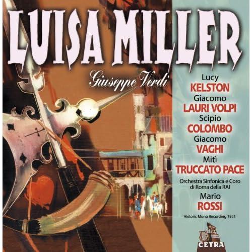 Luisa Miller : Act 2 \