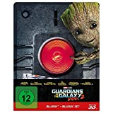 Guardiani della Galassia Volume 2 (Blu-Ray 3D + 2D Steelbook)
