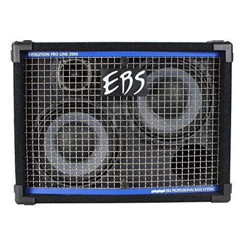 EBS EBS210 ProLine Boxen (400 Watt RMS, 2x10 Zoll und 2 Zoll Titanium Tweeter)