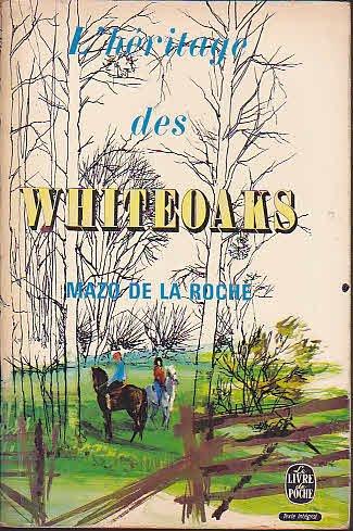 L'héritage des Whiteoaks
