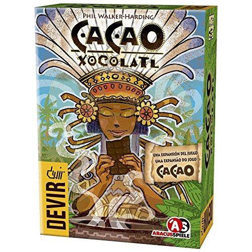 Devir - Cacao Xocolatl, Juego de Mesa (BGCACX)
