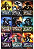Skulduggery Pleasant Derek Landy 9 Books Collection Pack Set (Skulduggery Pleasant, Playing with Fire, The Faceless Ones, Dark Days, Mortal Coil, Death Bringer, Kingdom of the Wicked, Last Stand Of Man)