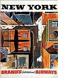 Póster 30 x 40 cm: New York City - impresión artística póster artístico