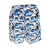 Men's Tropical Swim Shorts Summer Beach ...
