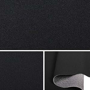 fortispolster himmelstoff dachhimmel sam257 schwarz t257. Black Bedroom Furniture Sets. Home Design Ideas