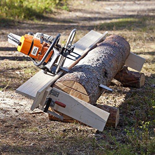 Logosol Timber Accessoire tronçonneuse portable moulin à bois, accessoire scierie portable