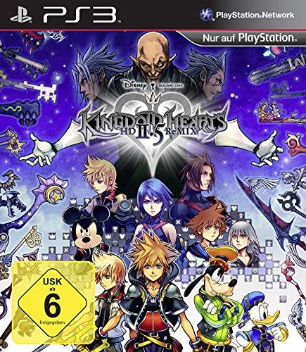 Hearts Kingdom Ps3 (KINGDOM HEARTS HD 2.5 ReMIX)