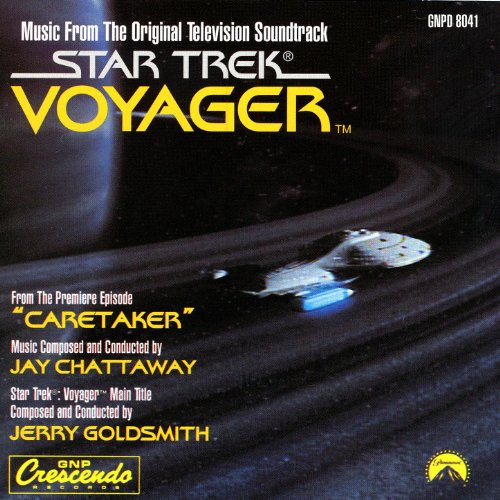 Star Trek: Voyager (From the P...