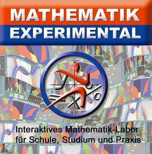 Mathematik Experimental, Stochastik 1/2, 1 CD-ROM Interaktives Mathematik-Labor für Schule, Studium und Praxis. Ab Windows 95. Einzelplatzlizenz