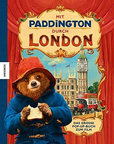 Bücher Mit Landkarten (Mit Paddington durch London – Das große Pop-Up-Buch zum Film)