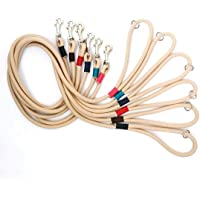 HOG Dogfuton - Guinzaglio In Corda Nautica Naturale - Leash Natural Nautic Rope