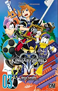 Kingdom Hearts II Edition simple Tome 3