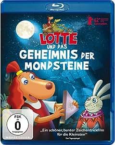 Lotte und das Geheimnis der Mondsteine [Blu-ray]