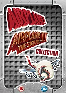 Airplane/Airplane 2 [DVD]
