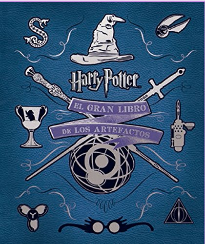 El Gran Libro de los Artefactos de Harry Potter