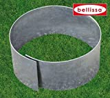 bellissa Rasenkante Baumring Kreis Ø 30 cm H 13 cm verzinkt