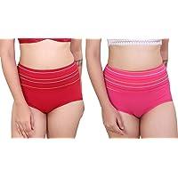 GLAMORAS Women's Cotton Panties (Pack of 3)