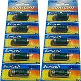 10 x 4LR44 Alkaline Batterien PX28, 4G13, 476A, L1325 6 V Markenware Eunicell Vertrieb Deutschland