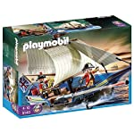 Barco Playmobil piratas