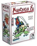 Pegasus Spiele 17144G - Munchkin Fu 1+2