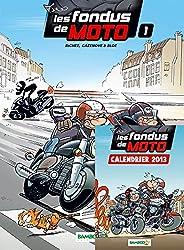 LES FONDUS DE MOTO T1 PACK CALENDRIER 2013