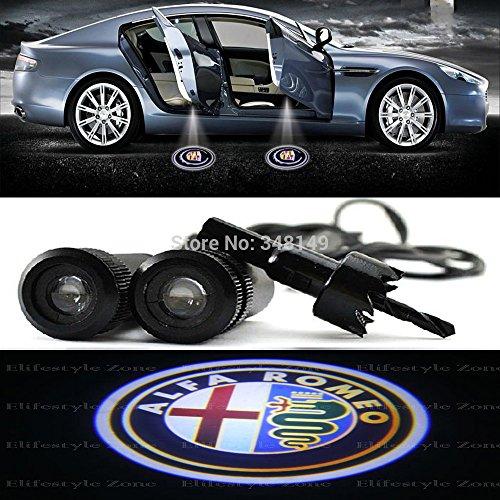 luci-proiettori-sottoporta-led-portiera-logo-alfa-romeo-luce-cortesia-led-giulietta-mito-147-159-gt-