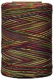 YLI Corporation 1200YD Star merscerizierte Baumwolle Gewinde Bunte, Over The Rainbow