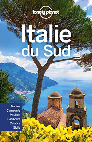 Italie du Sud, Lonely planet 2018